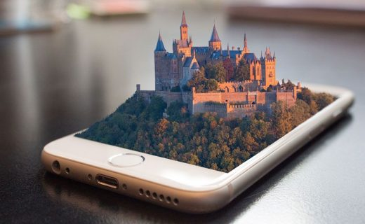 Märchenschloss Augmented Reality